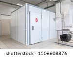 Industrial Cooling Chamber...