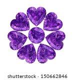 amethyst  high resolution 3d... | Shutterstock . vector #150662846