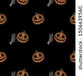 Selfie Halloween Pumpkin...