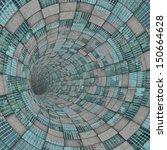 3d Stone Concrete Techno Tile...