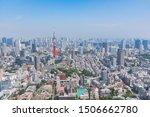 tokyo japan 2019 may 3 tokyo... | Shutterstock . vector #1506662780