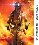 Firefighter Searches For...
