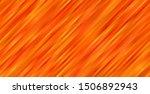 Orange Gradient Stripes Vector...