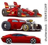 Cartoon Red Modern Sport And...
