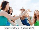 summer holidays and vacation  ...   Shutterstock . vector #150695870