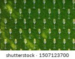 Background Pattern Of Clean...