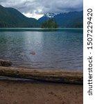 Packwood lake located in Washington state.
