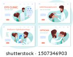 web sites with eyesight... | Shutterstock .eps vector #1507346903