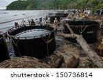 rayong  thailand   july 31 ... | Shutterstock . vector #150736814