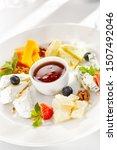gourmet  restaurant  delicious... | Shutterstock . vector #1507492046