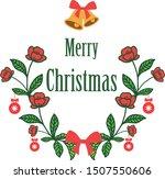 various shape pattern of frame... | Shutterstock .eps vector #1507550606