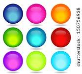 Vector Illustration Of Coloure...