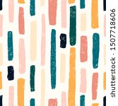 abstract seamless pattern of... | Shutterstock .eps vector #1507718606