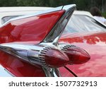 Original Taillights On An Old...
