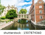 Bridge Of Sighs At Cambridge ...