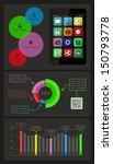 ui  infographics and web...