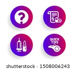 medical vaccination  medical... | Shutterstock .eps vector #1508006243