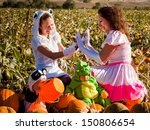 toddlers and their mothers... | Shutterstock . vector #150806654