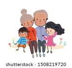 vector cartoon illustration of...   Shutterstock .eps vector #1508219720