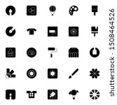 ui and ux theme solid icon set. ...