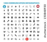 1000 communication infographics ...