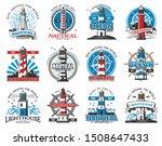 Lighthouse Heraldic Icons ...