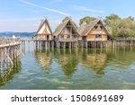 Stilts Ancien Village In The...