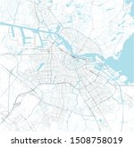 satellite map of amsterdam and...   Shutterstock .eps vector #1508758019