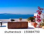 Beautiful View Of Mediterranea...