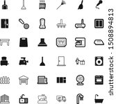 home vector icon set such as ... | Shutterstock .eps vector #1508894813
