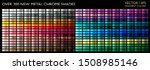 metal gradient color set.... | Shutterstock .eps vector #1508985146
