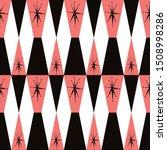 mid century atomic seamless...   Shutterstock .eps vector #1508998286