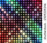 geometric colorful background.... | Shutterstock . vector #1509239246