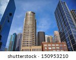 architectural buildings in...   Shutterstock . vector #150953210