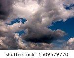 Nimbus Clouds Predicting Rain...