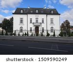 przemy l  poland 19.09.2019 ... | Shutterstock . vector #1509590249