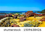 Colorful Boulders Beach...
