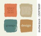 Beautiful Color Grunge Design...