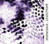 Graphic Snake Print. Lilac...