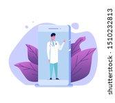 medical service  app page...