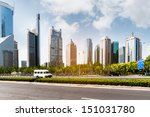 the century avenue of street... | Shutterstock . vector #151031780