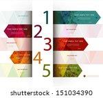 Stock vector design template fully editable vector 151034390