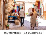 fes  morocco   june 2019 ...   Shutterstock . vector #1510389863