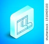 isometric line hunter boots... | Shutterstock .eps vector #1510405103