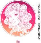illustration of leo... | Shutterstock .eps vector #1510497953