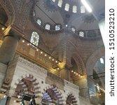 istanbul   october 11  2018 ... | Shutterstock . vector #1510523210