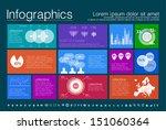 detail modern infographic... | Shutterstock .eps vector #151060364