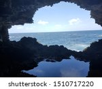 Walking Cave Attraction In...
