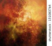 Grunge Inferno Texture Of Fire