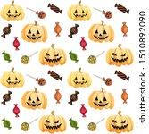 Digital Paper Halloween  A...